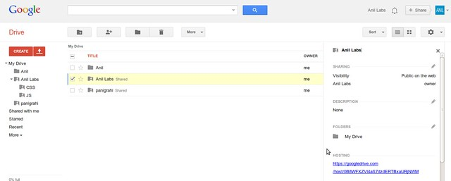 Google Drive as free CDN to your website by Anil Kumar Panigrahi - Screen 15