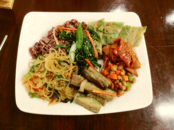 Amy Colleen: Ahn Hyun Pil Healthy Buffet, Seoul, South Korea