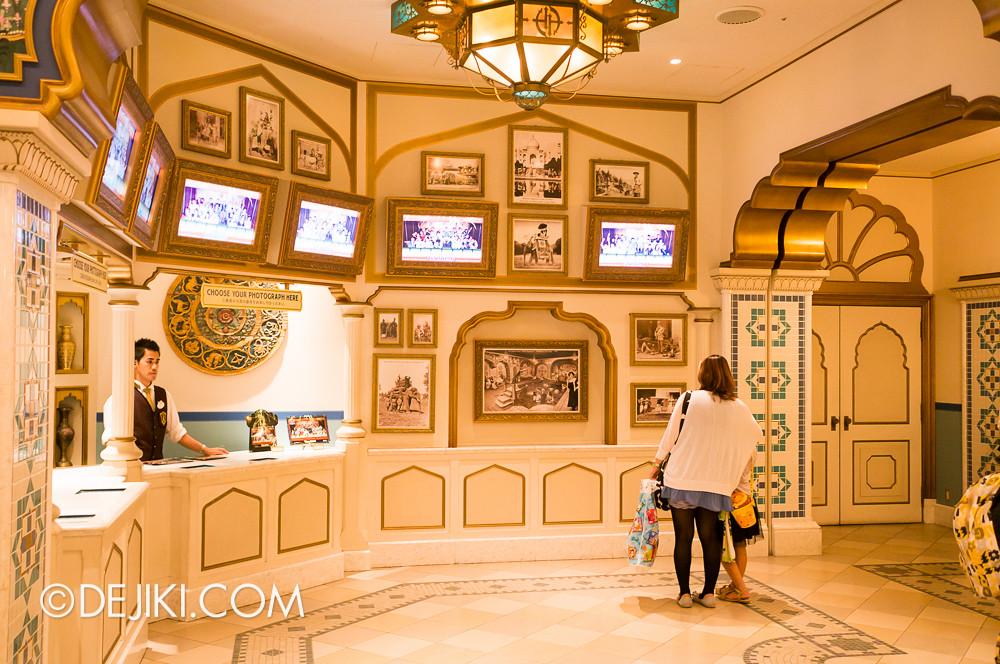 Tokyo DisneySea - Tower of Terror / photos