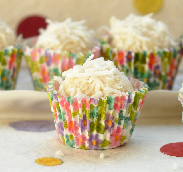 Coconut Brigadeiros | Made In Our Kitchen: Easy Recipes ...