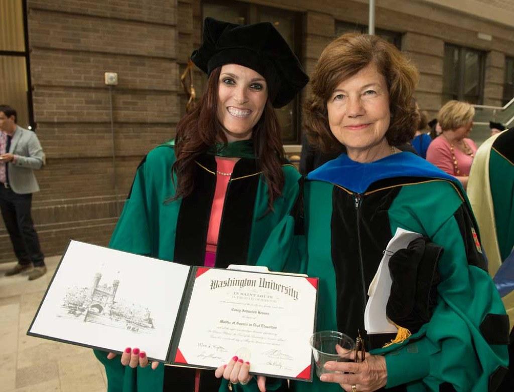 Commencement 2013 – Washington University School of Medicine in St ...