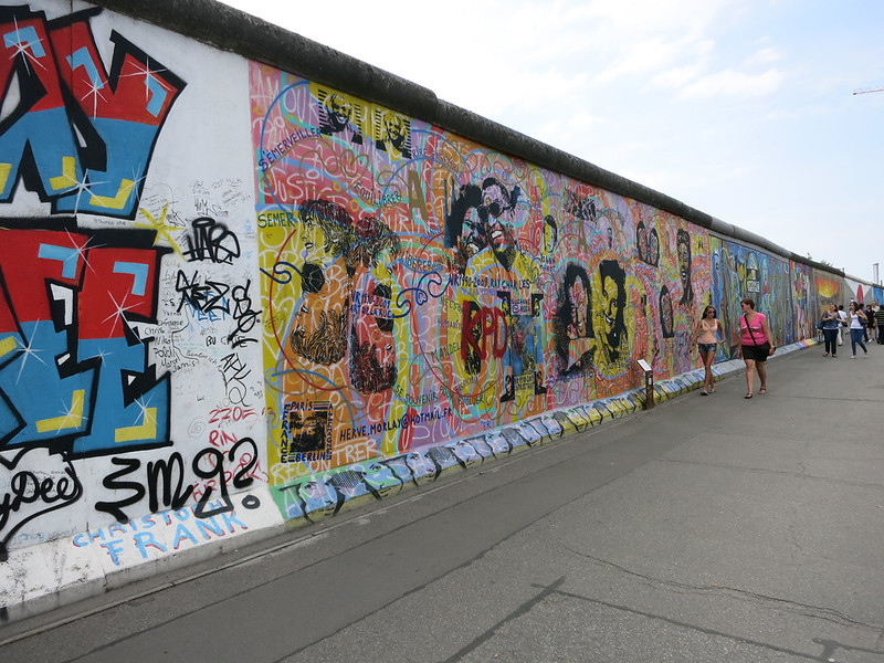 Berlin Wall gallery.