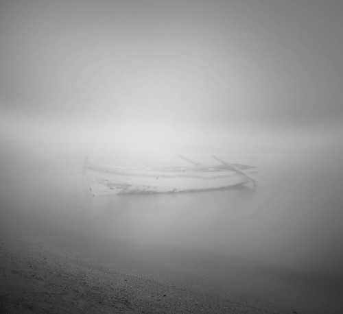 in the fog by stefanos_kastrinakis