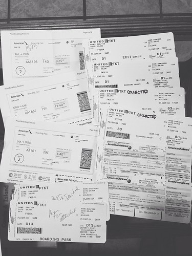 Flights Galore
