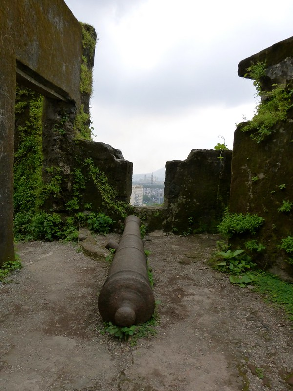 Sion Fort - Cannon
