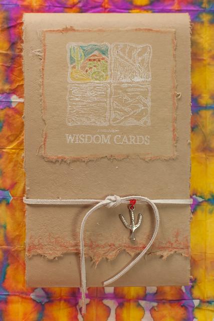 Desert Wisdom Cards