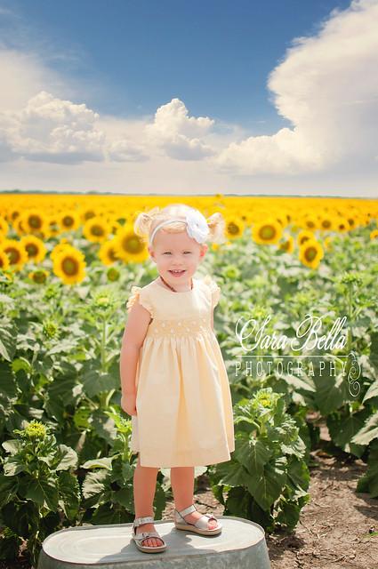 7-10-2013 Abigail Sunflowers-20-1webweb