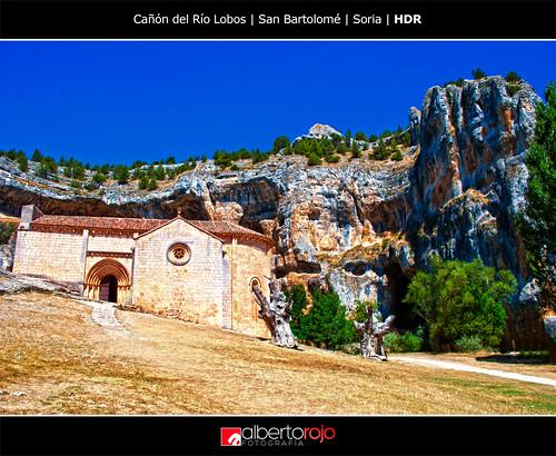 Río Lobos | San Bartolomé | HDR by alrojo09