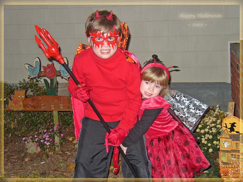 ~ halloween 2005...