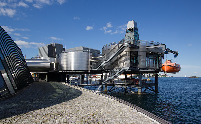 Norsk Oljemuseum (Norwegian Petroleum Museum), Stavanger