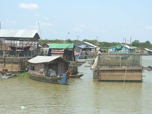 Siem Reap-Battambang - bateau (37)