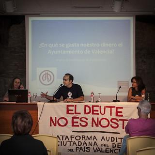 10 anys de pressupostos liquidats en l'Ajuntament de València