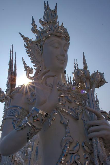 Wat Rong Khun (White Temple)