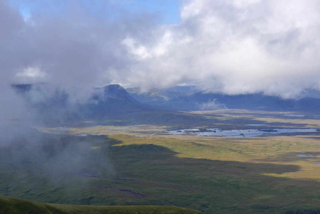 The Buchaille and Rannoch Moor