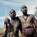 Mursi warriors - Omo Valley by JCH Travel