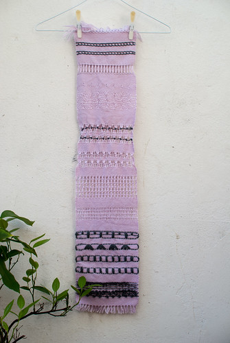 Weaving project 33: in daylight