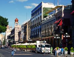 Centro Histórico, Puebla, Pue.