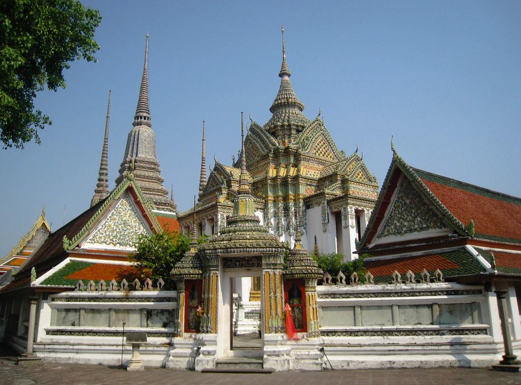 Bangkok-Wat Pho