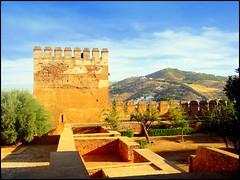 Spain. Granada and Alhambra