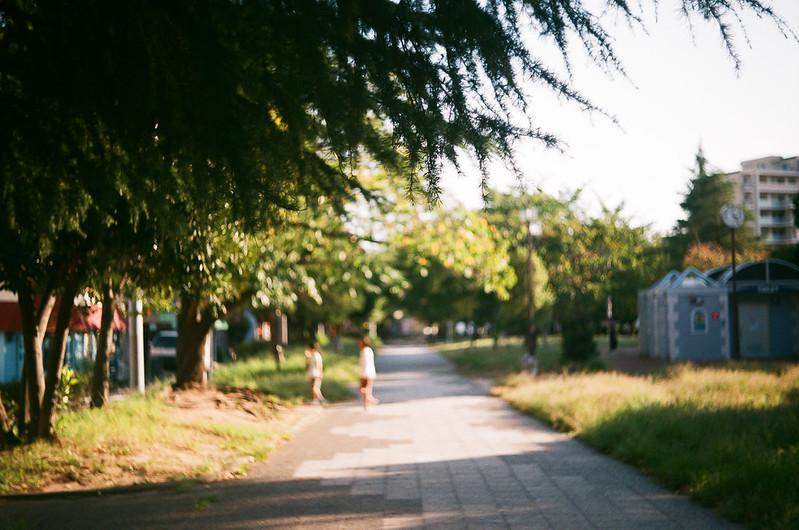 a walk coupling with Summar