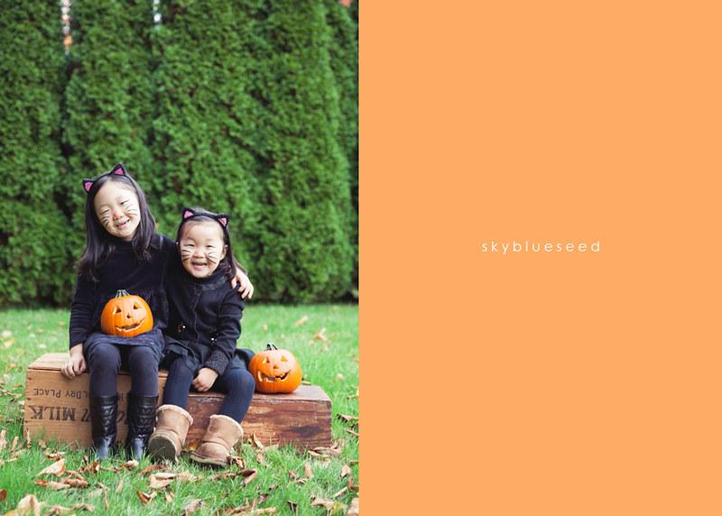 Girls Halloween