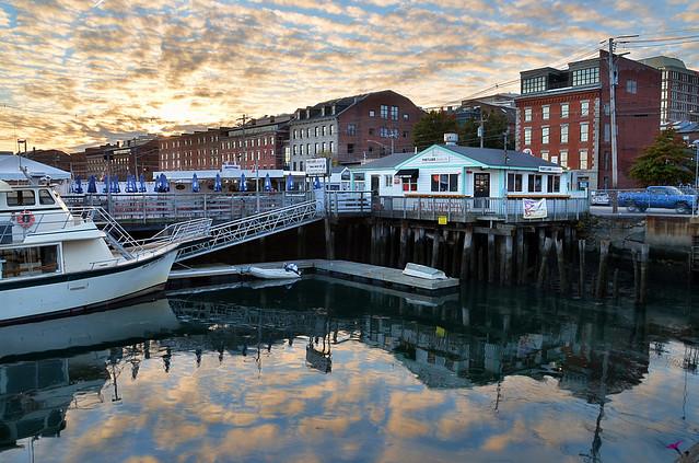 Portland Maine Docks (f)