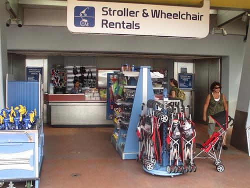 Vacaciones en orlando florida disney world acomoda a personas con discapacidades - Alquiler coche con silla bebe ...