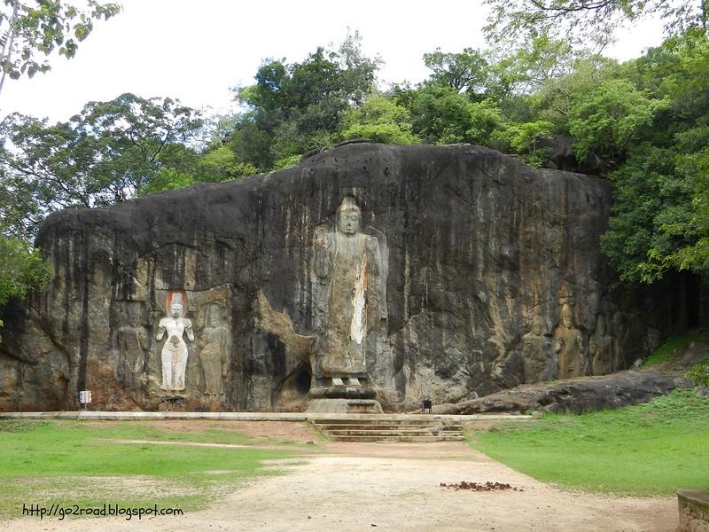 Шри Ланка Будурувагала