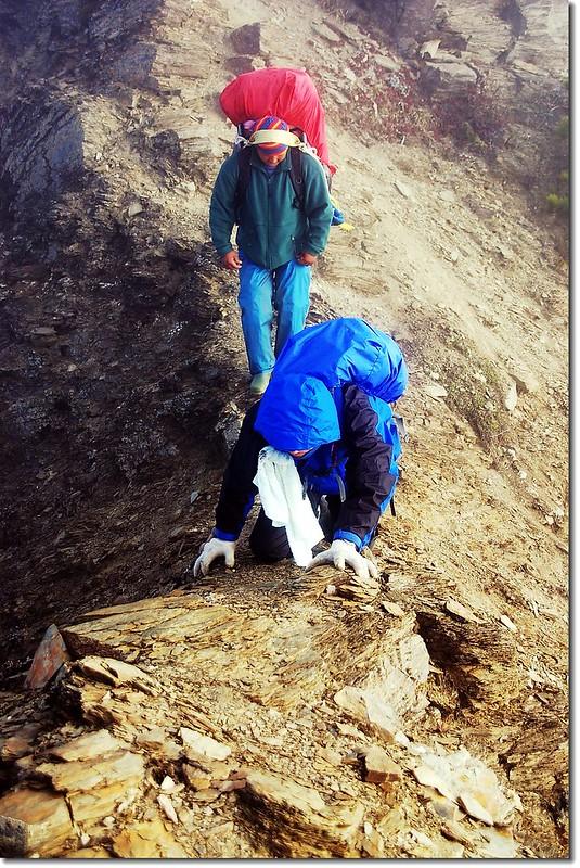 勇渡塔比拉斷崖 8