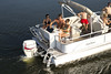 SunChaser Classic 8522 Entertainer Pontoon Boat