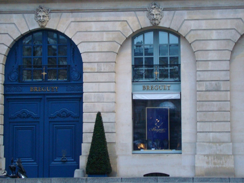 Breguet Place Vendome