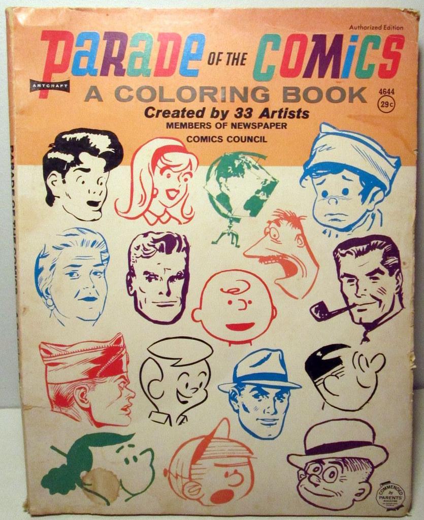 coloring_paradeofthecomics