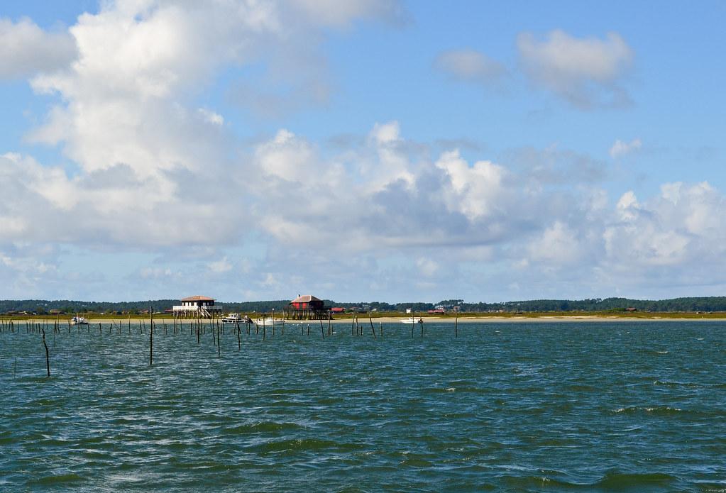 Cabanes de pêcheurs