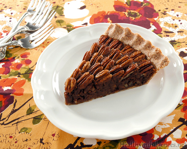 Paleo Pecan Pie With A Secret Ingredient Low Sugar