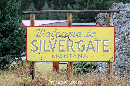 Welcome to Silver Gate by Megan Lorenz