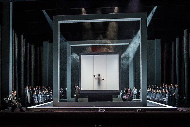 Act One of The Royal Opera's Parsifal © ROH / Clive Barda 2013