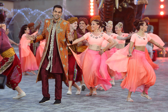 BBC Three's Bollywood Carmen Live © ROH/Matt Squire