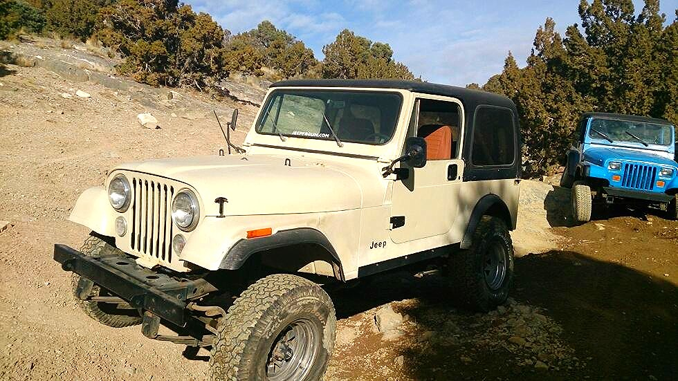 Late 80's to Mid 90's Wrangler -- Reliable? Capable? - Jeep Wrangler