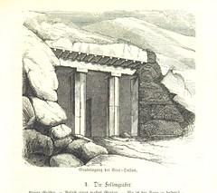 Image taken from page 141 of 'Das alte Wunderland der Pyramiden. Geographische, geschichtliche, kultur-historische Bilder, etc'