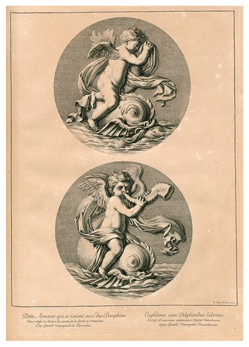005-Description de la grotte de Versailles-1679- André Félibien- ETH-Bibliothek-e-rara
