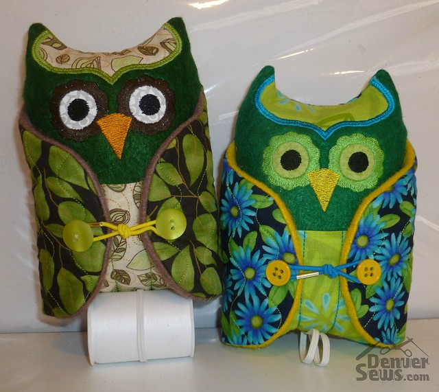 Owls Finished
