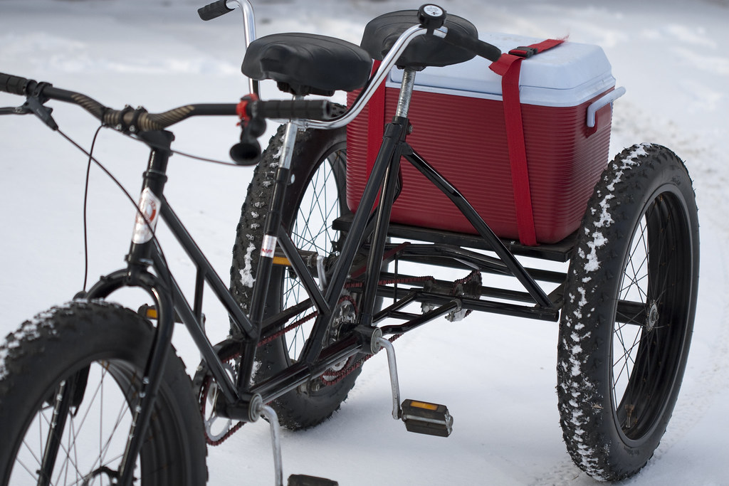 Bikes For Heavy People Trike lets you bike intoxicated
