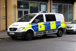 Wiltshire Constabulary WX60CMV