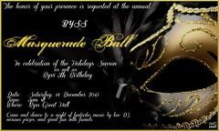Byss XMas 2013 Invitation