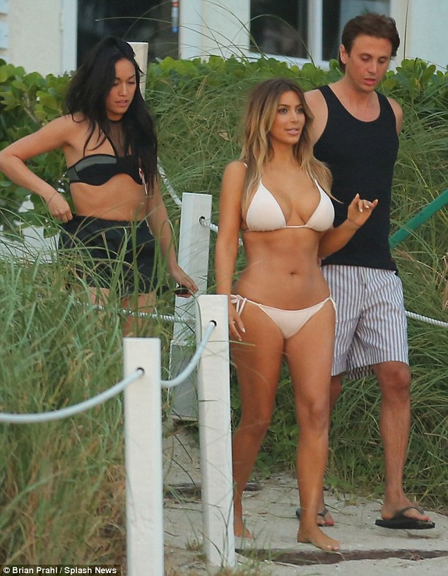 kim kardashian before and after bikini photos (6)