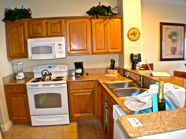 Blue Heron Beach Resort Orlando  - Full Kitchen