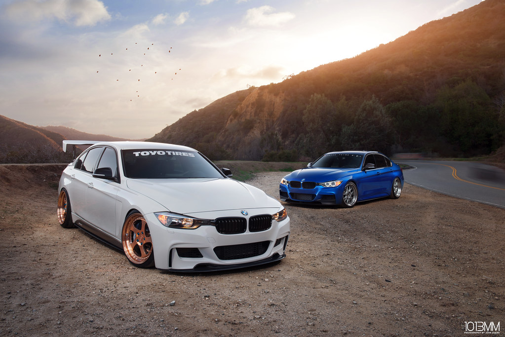 1013mm Presents Socal S Finest Bmw F30 328i S