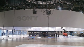Sony CES Build 3
