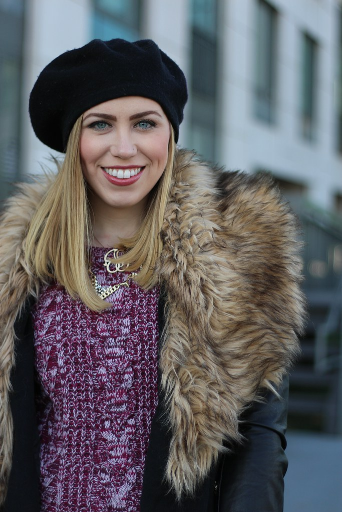 Living After Midnite: Bundled Up Outfit