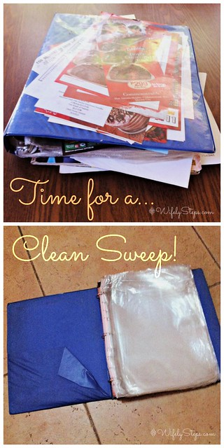 Clean Sweep: Decluttering Project